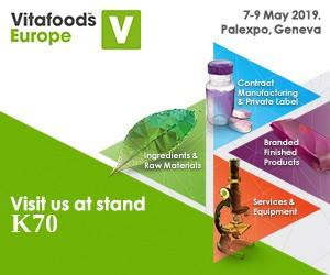 Vitafoods: New ingredients on the menu, let's make an appointment!